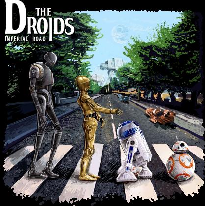 Imperial Road napis
