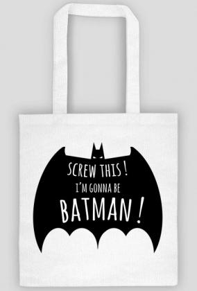 Zostaje Batmanem torba