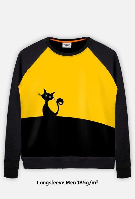 Bluza Black Cat