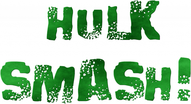 Hulk SMASH! - marvel