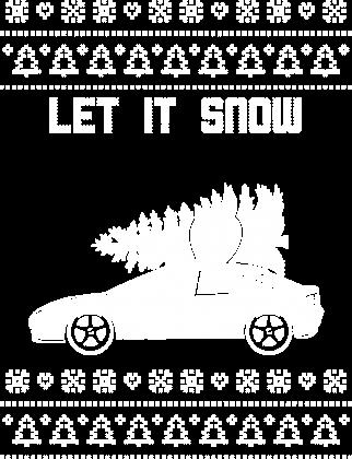 Let it snow LANTIS męska