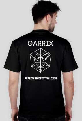 Koszulka Męska Martin Garrix Kraków Live Festival 2018