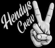 HendysCrew klučičí triko [LIMITED]