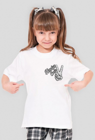 HendysCrew holčičí triko [LIMITED]