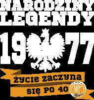 Narodziny Legendy 1977