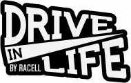 Drive in Life by RACELL (T-SHIRT)