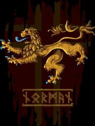 Koszulka 'Norman Flag'