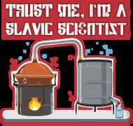 Koszulka 'Slavic Scientist'