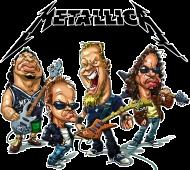 Koszulka 'Metallica'