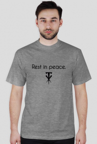"""Rest in peace"" T-Shirt [NEW]"
