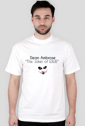 """The Joker of WWE"" T-Shirt [NEW]"