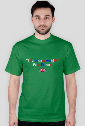 """The Bruserweight"" T-Shirt [NEW]"