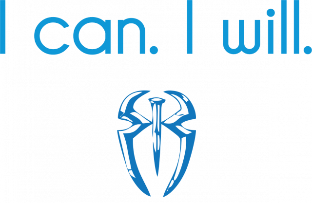 """""""I can. I will."""" T-Shirt [NEW]"""