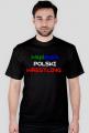 """WSPIERAM POLSKI WRESTLING"" T-Shirt [NEW]"