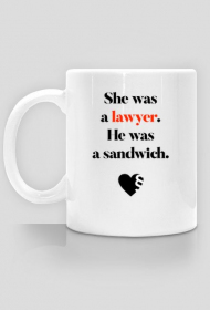 She was a lawyer