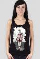 Koszulka damska tank top: ''Kobieta przyszłości''