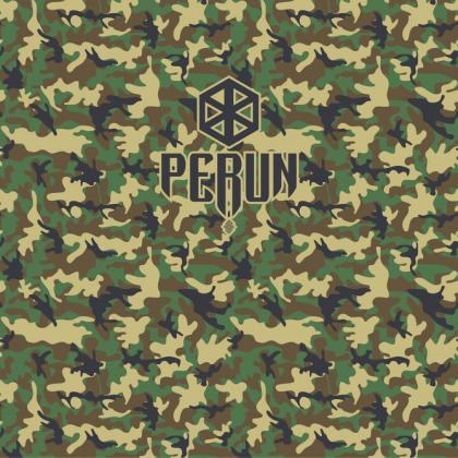 Perun — komin, moro zielone