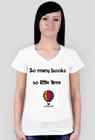 So many books so little time Usborne