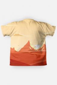 Montañas Rojas