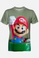 """T-shirt """"Mario"""" fullprint"""