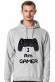 """""""I am GAMER"""" Hoodie"""