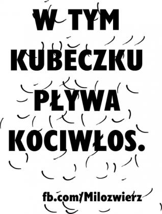 Kubeczek Ostrzegawczy jednostronny.