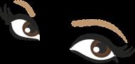magiczny kubek oczy