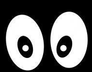 magiczny kubek z oczami
