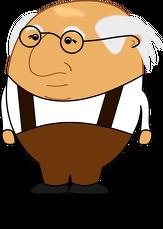 kubek dziadka