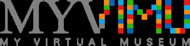 Kubek retro z logo MyViMu