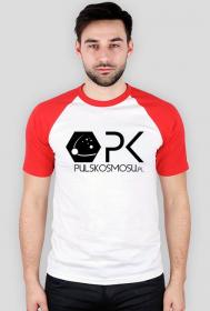T-shirt z logo PK męski