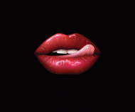 Maseczka ochronna - usta
