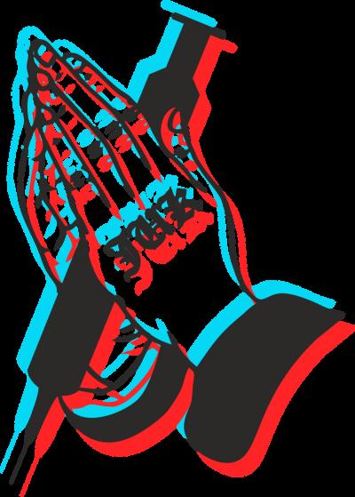 3D_PRAY_HOOD_ZIP