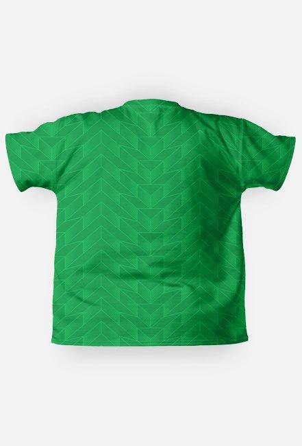 Zielone cegiełki