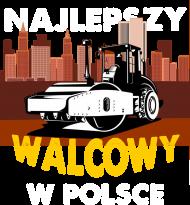 Pracownik drogowy. Masa Bitumiczna. Prezent dla Pracownika Drogowego. Operator Walca. Walcowy.
