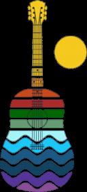 Gitarzysta. Prezent dla Gitarzysty, Prezent zespół muzyczny. Guitar. Gra. Ukulele prezent. Gitara basowa, gitara akustyczna, gitara klasyczna