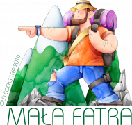 Mała Fatra 2019 explorer inna koszulka