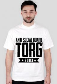 Biały T-shirt ASB.2003
