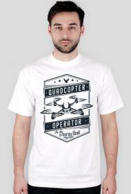 """AeroStyle - koszulka męska """"Drone operator"""""""