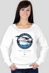 AeroStyle - damska bluza RWD Transatlanntyk