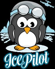 AeroStyle - Ice Pilot koszulka dla dziewczynki
