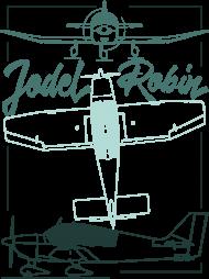 AeroStyle - Jodel Robin jasna