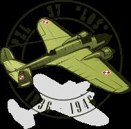 AeroStyle - samolot PZL-37 Łoś damska