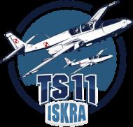 AeroStyle - kubek z motywem samolotu TS-11 Iskra