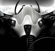 AeroStyle - maska na twarz, hełm pilota