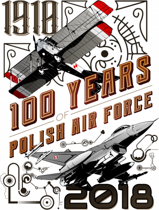 AeroStyle - stulecie lotnictwa czarna