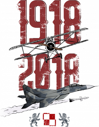 AeroStyle - stulecie lotnictwa biała męska