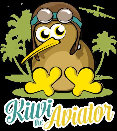 AeroStyle - poszewka na poduszkę Kiwi the Aviator