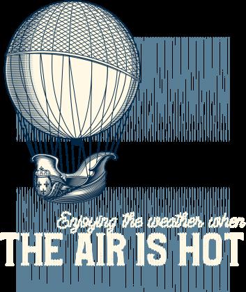 AeroStyle - koszulka dla baloniarza