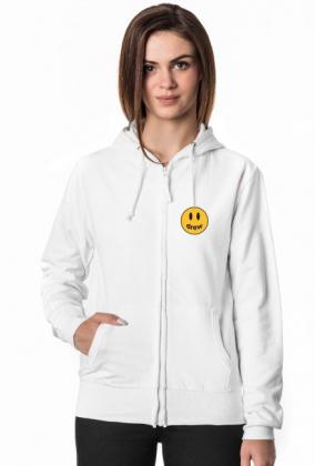 Bluza damska z logo DH